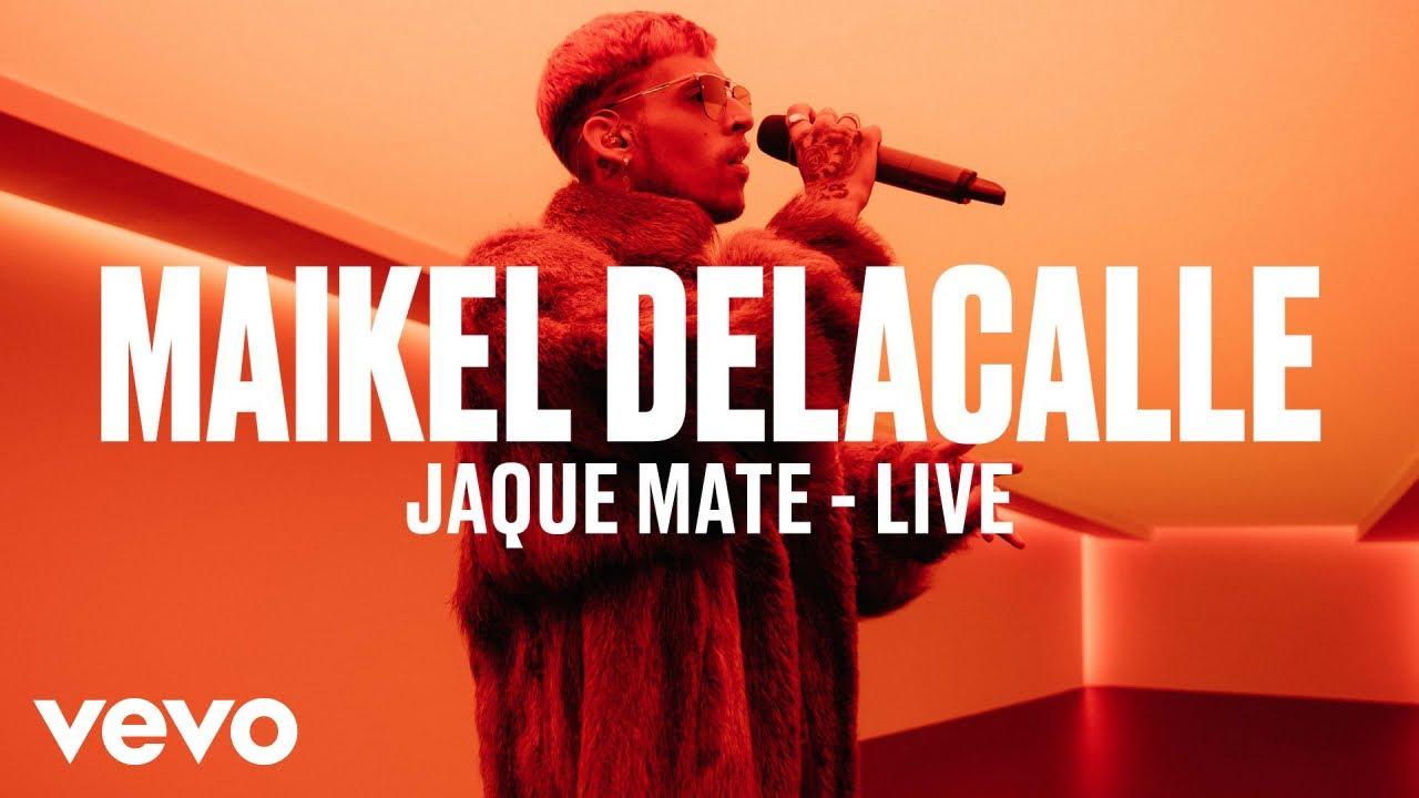 Maikel Delacalle — Jaque Mate (Live) | Vevo DSCVR