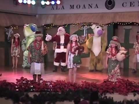 """'Ohi'a Productions' """"The Christmas Gift of Aloha"""""""