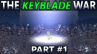 The Keyblade War Part #1 ~ KH Union χ[Cross]