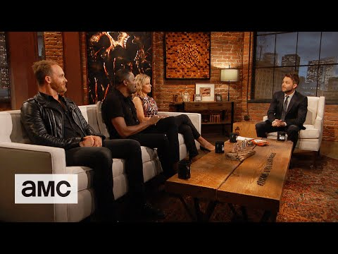 Talking Dead: 'Colman Domingo, Kim Dickens & Ethan Embry'  Questions Ep. 625