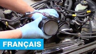 Remplacement du débitmètre d'air massique — moteur GM3100