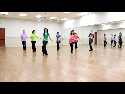 Starlight - Line Dance (Dance & Teach In English & 中文)