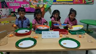 Fun Activity of Kindergarten: MRIS, Sec 51, Gurugram