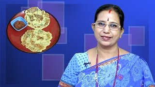 Dal Adai Dosa | Mallika Badrinath | Indian Breakfast Recipes
