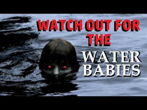 True Scary Folklore - The Native American Legend Of The Water Babies