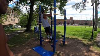 Calisthenics fun Pt1