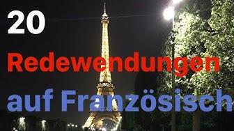 20 Sprichwörter und Redewendungen auf Französisch & Deutsch