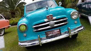 Nash Rambler Country Club Coupé 1952  [Desfile de Autos Clásicos y Antiguos 2018] Telemedellín