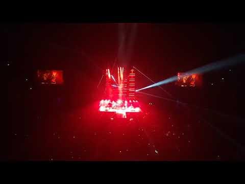 Imagine Dragons - Radioactive Live Qudos Arena Sydney 19/05/2018