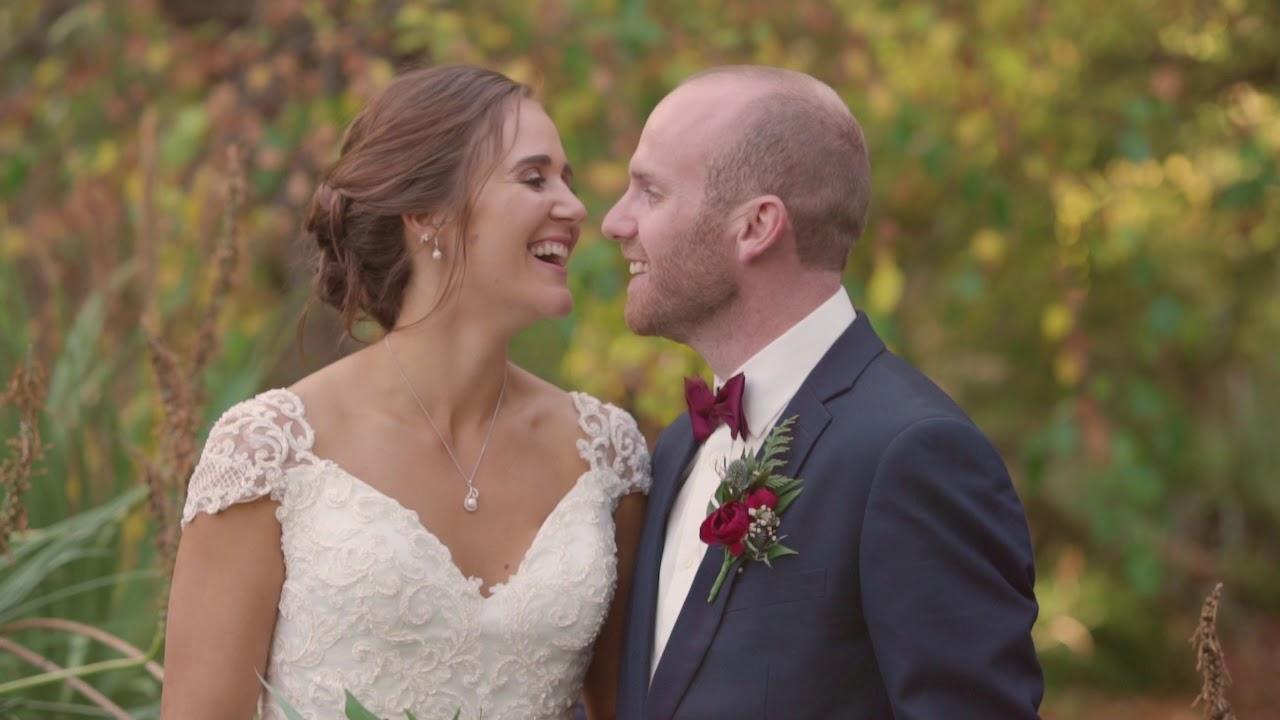 Rowan & Claire's Wedding Day Highlights