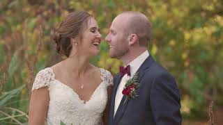 Rowan & Claire's Wedding Day Highlights
