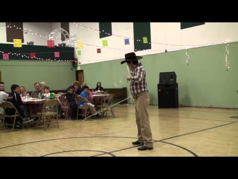 # 1 Mexican Cowboy doing Rope Tricks  5-7-2011