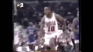B. J. Armstrong 23 Points 3 Ast Vs. Orlando Magic, 1994-95.