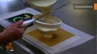 كعكة الفن BV هارلنغن الترويجي فيلم 2012 جديد! الطباعة على الأوراق الصالحة للأكل