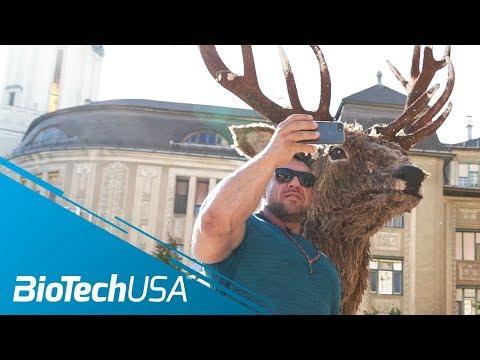 Kiss the Bodybuilder on the Road 2017 - Debrecen - BioTech USA