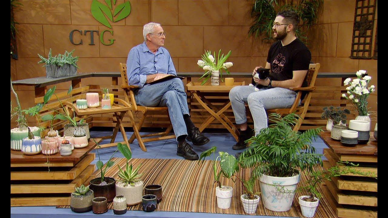 Ceramicist and Gardener Unite |James Barela |Central Texas Gardener ...