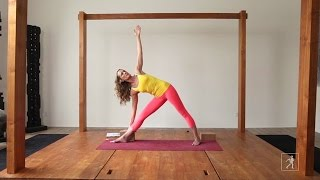 Confidence-Building Yoga Sequence