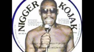 Nigger Kojak NK 002A Delton Screechie - I