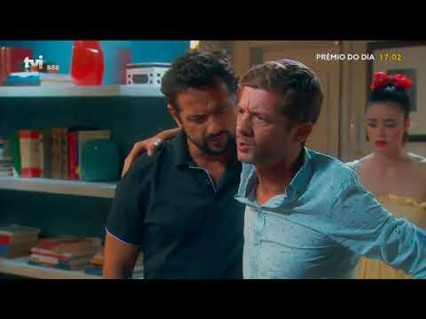 Zé Avelino não aceita filho entre Dinis e Manuel - A Herdeira