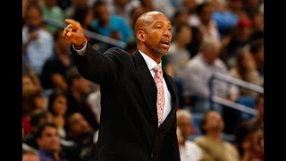 Can Monty Williams Modernize His Offense?