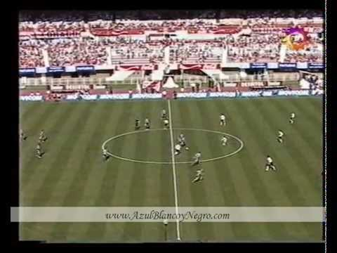 Apertura 2004: River 0 Almagro 2 (FdP ElAguante PasoaPaso Espn TNdeportivo) 17-10-04