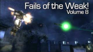Fails of the Weak - Volume 08 - Halo 4 - (Funny Halo Bloopers and Screw Ups!)
