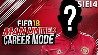 You choose the transfer| fifa 18: manchester united career mode - s1 e14