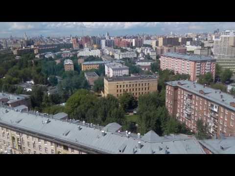 Москва осенью! Центр города! Город мечты!!!
