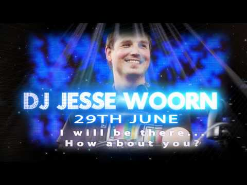 ALVA ARENA 2012 PARTY / DJ JESSE WOORN  29th June