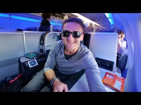 Thumbnail: JetBlue Mint FIRST CLASS REVIEW