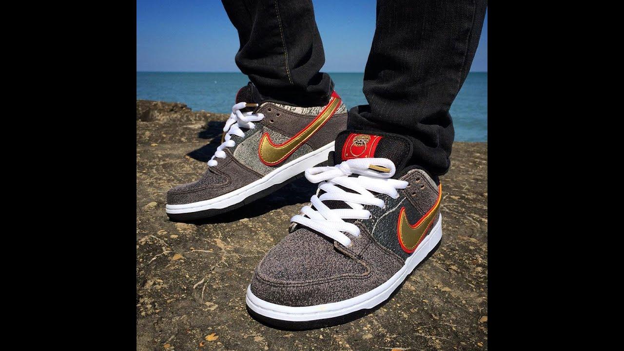 Nike SB recent release discussion vid Beijing & Quarter Snacks