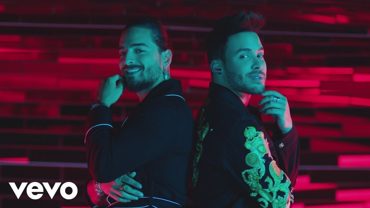 Prince Royce - El Clavo (Remix - Official Video) ft. Maluma #1