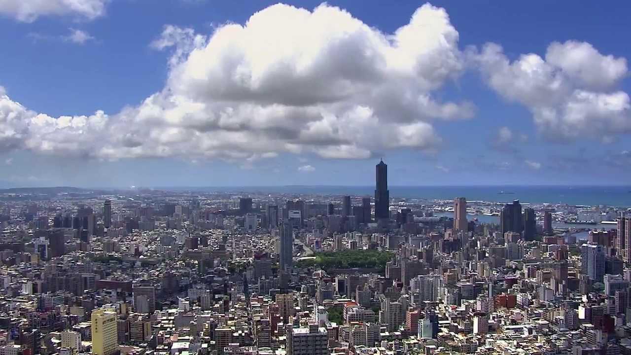 拍出超美海港城!齊柏林空拍紀錄片《飛閱高雄》
