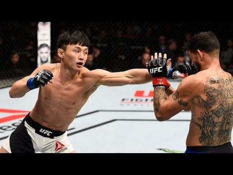 UFC Fight Night 124: Stephens vs Choi Betting Preview - Premium Oddscast