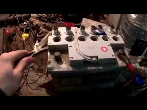 Как правильно поднять плотность электролита в аккумуляторе