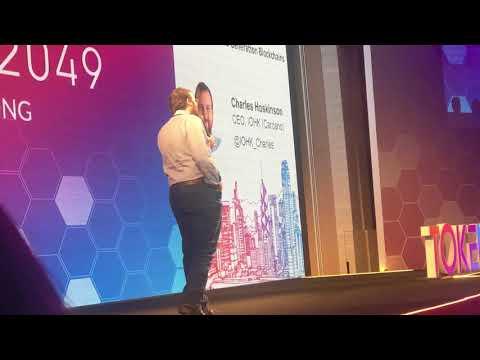 Blockchain 3.0 -Cardona (ADA) CEO explained in simple words