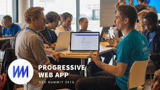 Sizzle Reel (Progressive Web App Summit 2016)