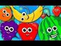 learn colors   fruits song   nursery rhymes   learning colors   preschool kids tv