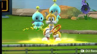 SEGA Sonic Tennis Super Stars HD Wii