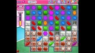 Candy Crush Saga Level 290 失敗版