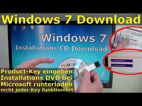 Windows 7 Bei Microsoft Runterladen - [gelöst] - ISO Image Download 32Bit + 64Bit Von Microsoft