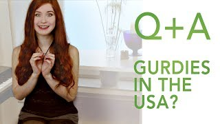Q+A: Gigs? Gurdies in USA? How tall am I? :D