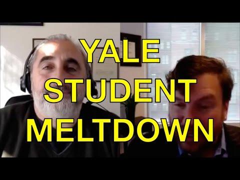 Yale Student MELTDOWN - Greg Lukianoff & Gad Saad