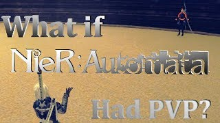 What if Nier Automata had PvP?
