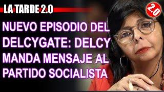 💥Nuevo EPISODIO💥 del CULEBRÓN #DELCYGATE Manda mensaje al PSOE