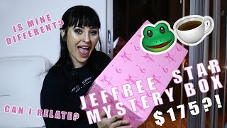 Jeffree Star Cosmetics $175 BLACK FRIDAY MYSTERY ULTIMATE BOX UNBOXING (was mine different?) Video