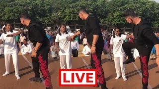 Akshay Kumar Fight With a Little Girl at Special Training of Martial Arts   How To Save a Girl