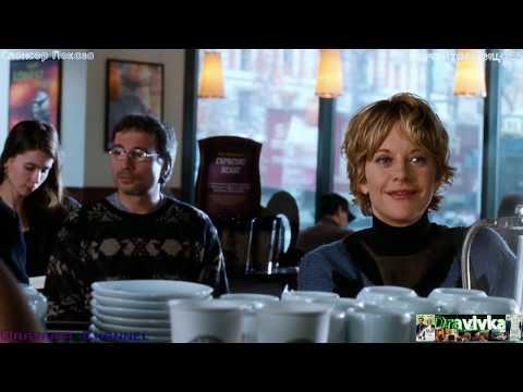 Ежедневная Переписка ... отрывок из фильма (Вам Письмо/You've Got Mail)1998