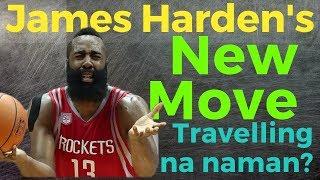 Bagong Move ni James Harden: Travelling na naman. Bakit hindi tinatawagan