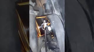 Натяжка ремня генератора Приора 16 кл.